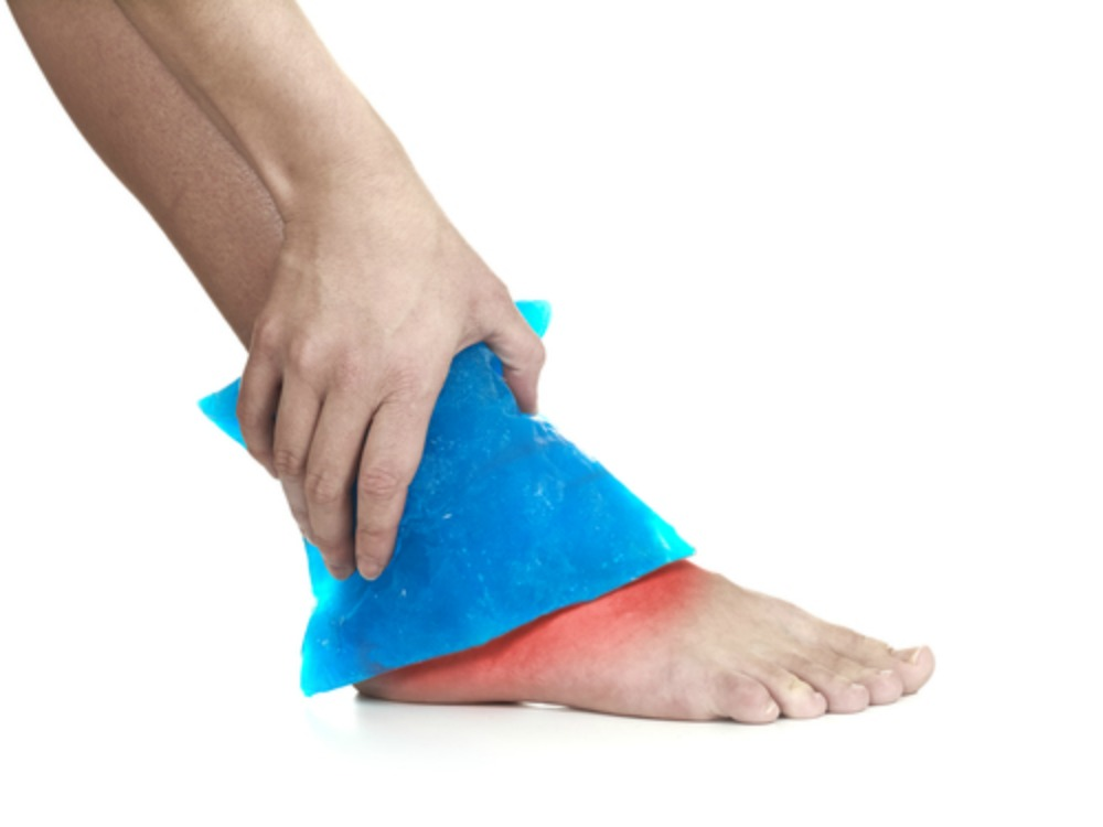 ice packs for pain relief